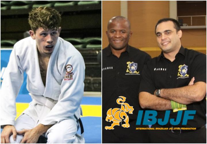 All Belt Levels Will Need To Pay Yearly Membership Fee To Compete in IBJJF Tournaments