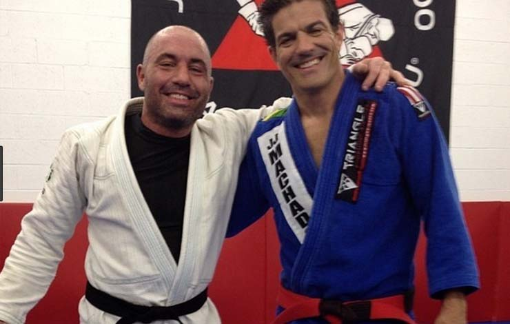 Immense Cultural Effect Of the Joe Rogan Experience Podcast on the Rise Of BJJ