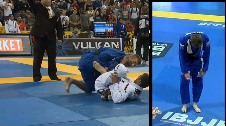 Keenan Cornelius Shares On How To Deal With DQs in BJJ