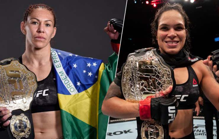 Cris Cyborg Believes Nunes is A Traitor To Brazil – Calls Nunes Creonte