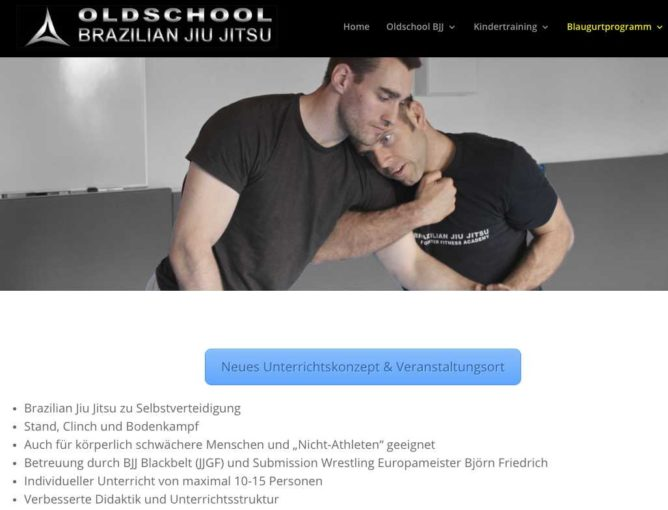 In Germany You Can Pay €999 To become a BJJ Blue Belt in a Six Weekend Long Course