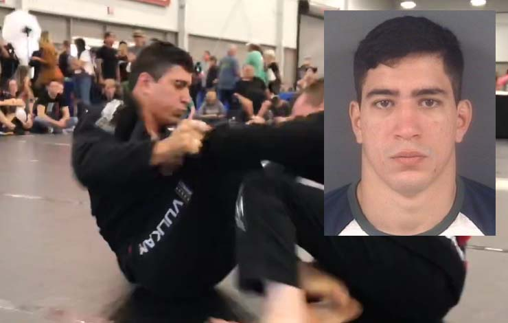 Another Black Belt Accused Of Rape – Eduardo De Aguiar Silva Charged For Kidnapping & Forcible rape