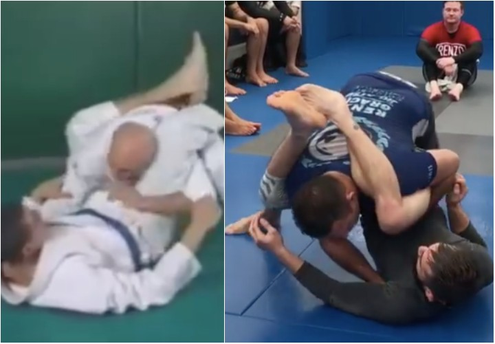 Renzo Gracie Reveals Family Secret To Avoiding Getting Triangled in the Arm-in Stack Pass