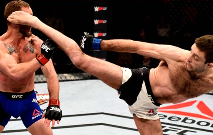 Ryan Hall: I Don't Think Bravery Is An Issue in (BJ Penn) Case & I will Try to Match that Myself