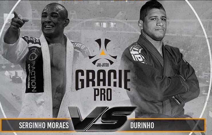 Clark Gracie Injured – Gracie Pro Main event Now Durinho v Sergio Moraes
