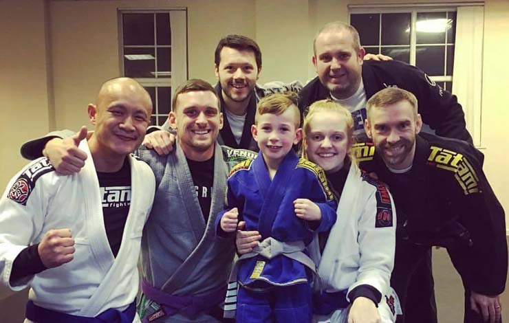Schoolboy Bounced Back From victim of bullying To Jiu-jitsu Competitor