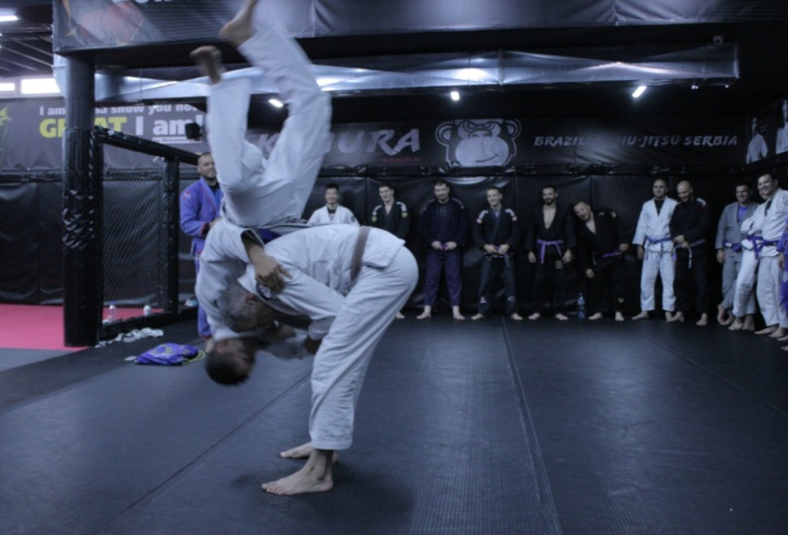 Advice for BJJ Beginners Nervous About Getting Smashed