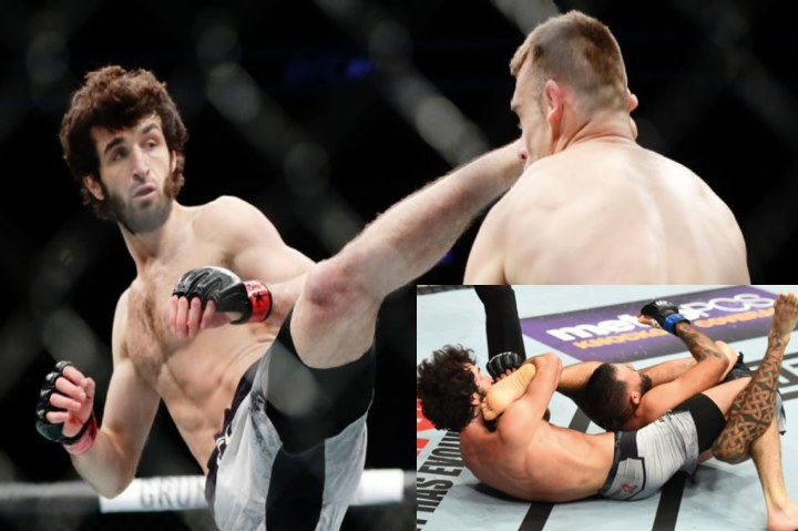 Is Zabit Magomedsharipov The Most Well Rounded Martial Artist in the UFC?