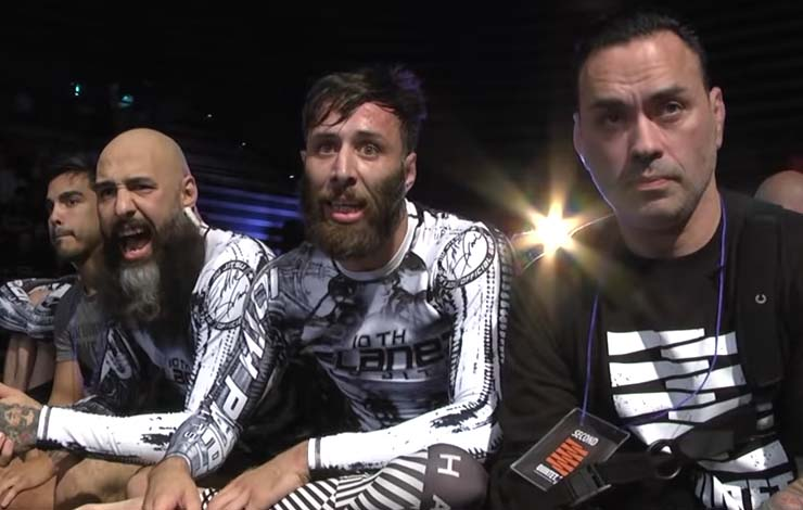 Eddie Bravo Breaks Down Geo Martinez Avenging His Brother's loss At QUINTET