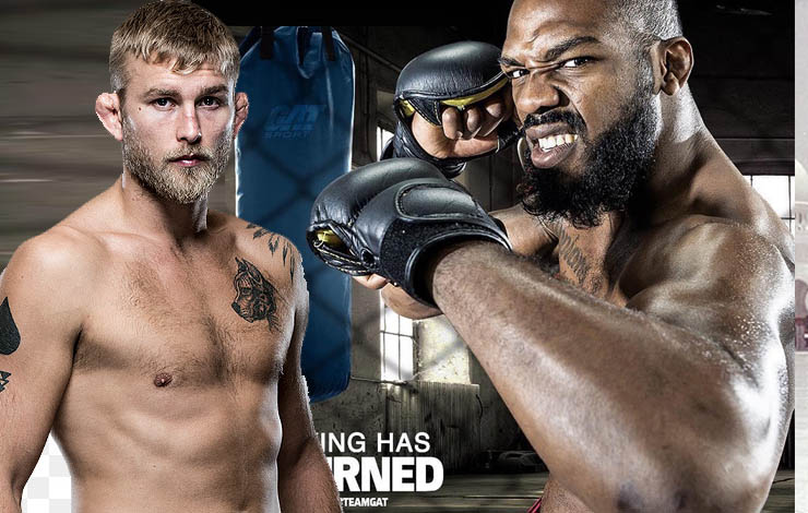 Jon Jones Returns: UFC Books Jones v Gustafsson for December