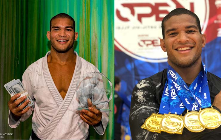 Mahamed Aly on IBJJF:  Fighting BJJ Is Still A Hobby And That's Sad