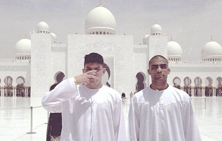 Dillon Danis denies making anti-Muslim slur against Khabib Nurmagomedov