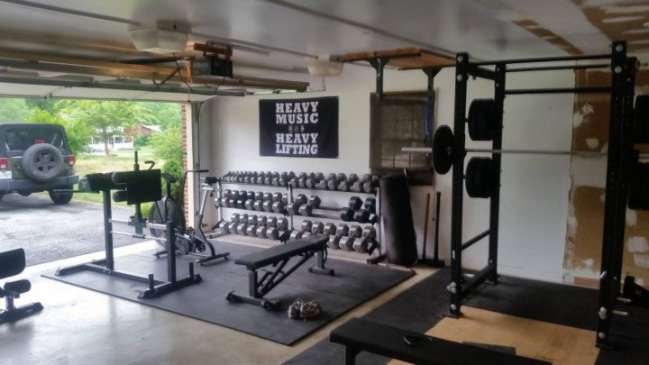 4 Pieces of Equipment for the Perfect Home Gym
