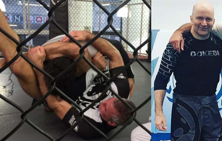 John Danaher Training WWE's Shane McMahon