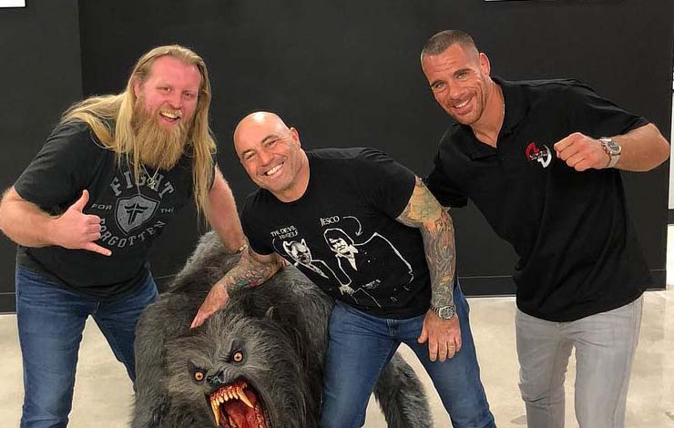 Joe Rogan, Justin Wren & Rafael Lovato Jr. On Teaching Kids Martial Arts Principles To Prevent Bullying
