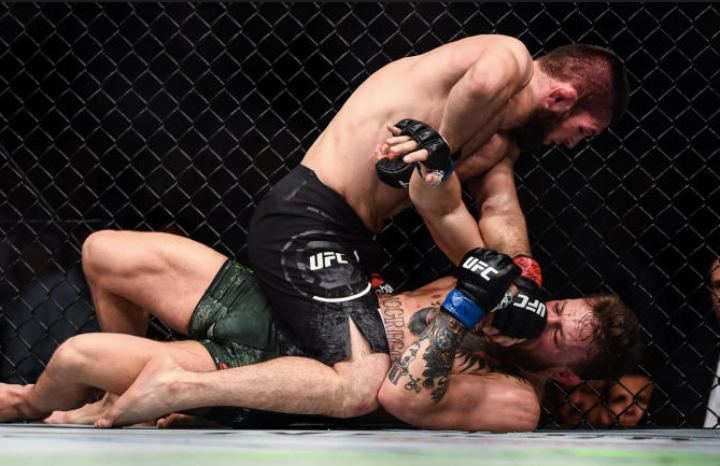 What We Can Apply To our Own Training From Khabib's Grappling Domination Of McGregor