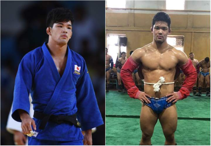After BJJ, Olympic Judo Champion Shohei Ono Tries Out Mongolian