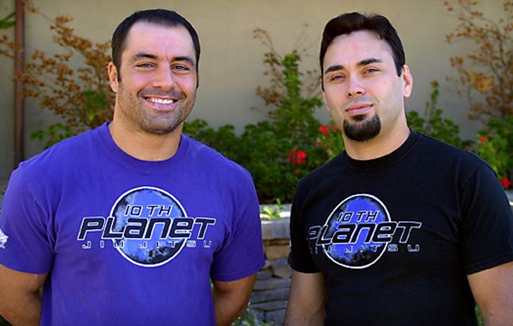 JOE Rogan and EDDIE Bravo on the GRACIE FAMILY and JIU JITSU