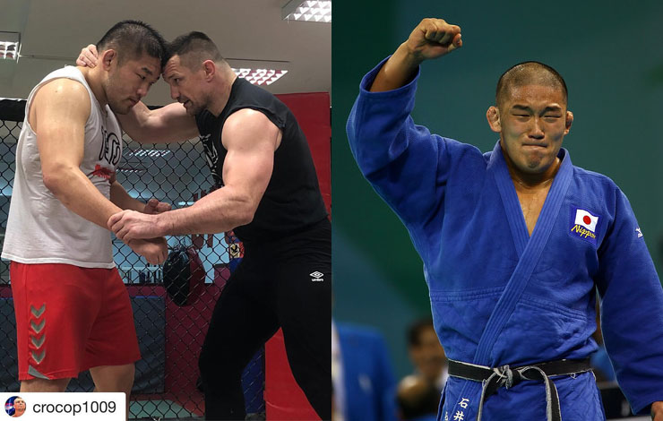 Judo Gold Medalist Satoshi Ishii Promoted To BJJ Black Belt – Will Compete At Nogi Worlds