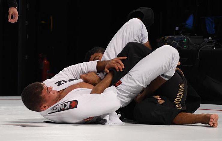 Spyder Invitational Super Fight was A Drag – But the Gi Matches Made Up for It