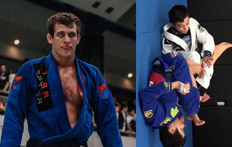 Keenan Cornelius Outlines Simple Idiot Proof Way to Kill the Berimbolo