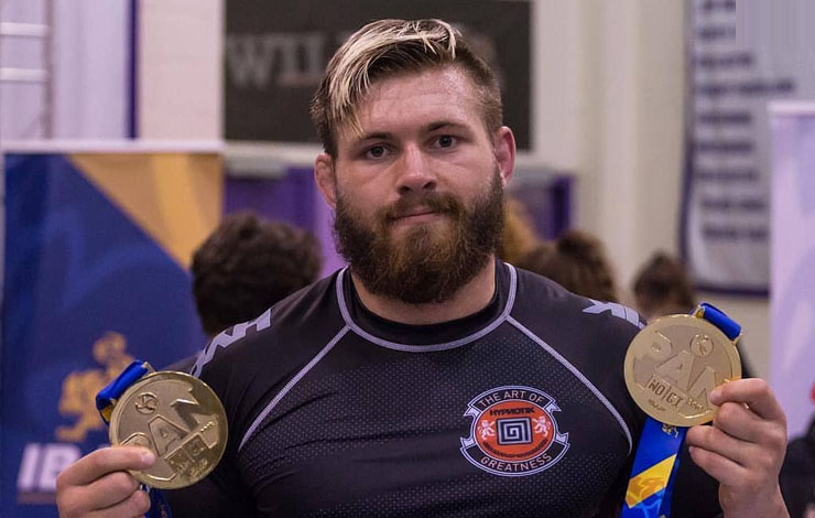 """Gordon Ryan Signs Up for NOGI Worlds – """"Hey guys…. stay the f*ck home"""""""