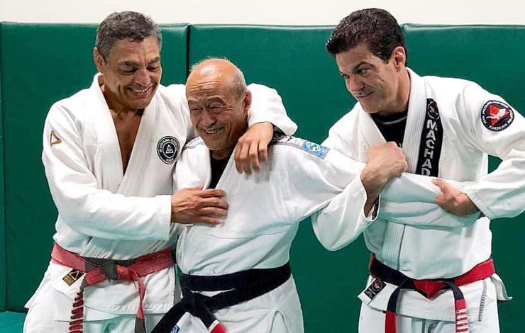 Rickson Gracie Shares His Daily Eating Regimen