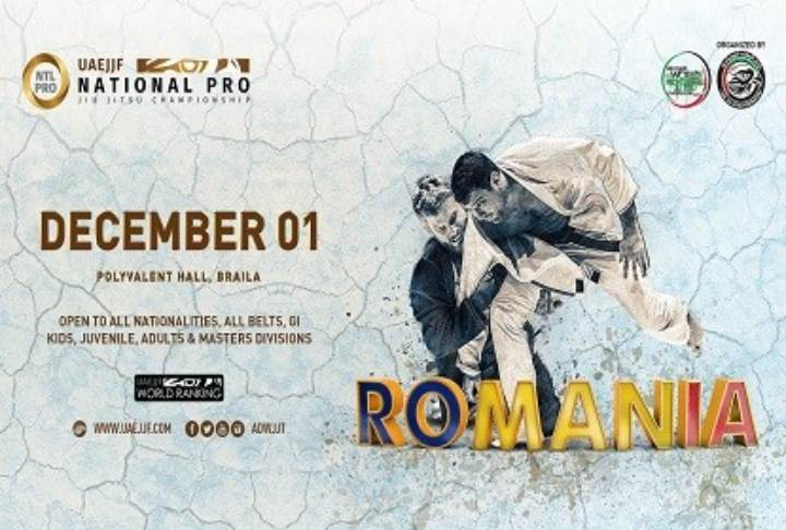 Romania National Pro TRAVEL PACKAGES to Abu Dhabi Grand Slam London