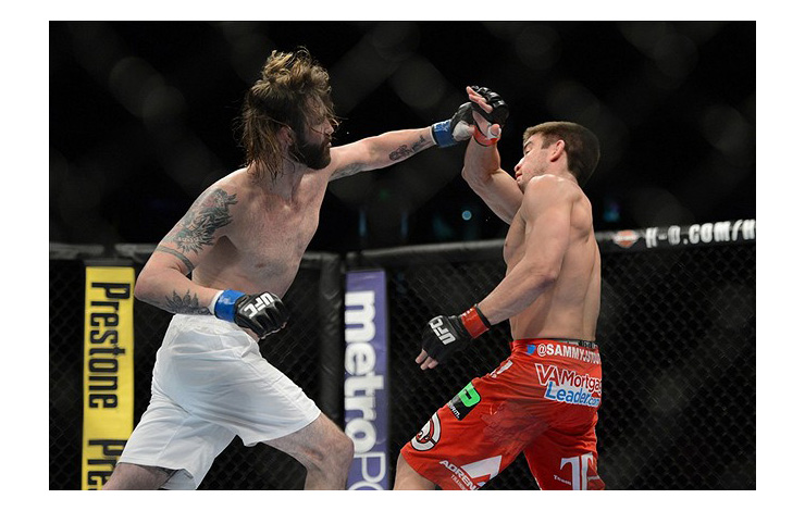 Fighter Cody McKenzie Suspended for 4 Years For a Fake Urine Sample