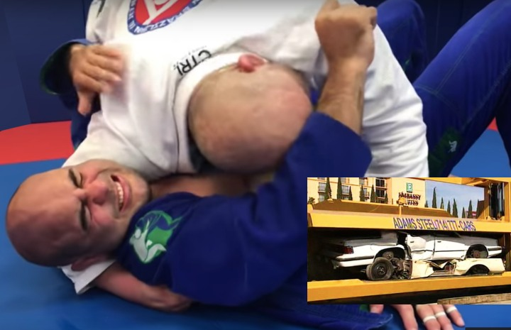 Jiu-Jitsu 'Rooting' Concept: How to Make Yourself Feel Heavier