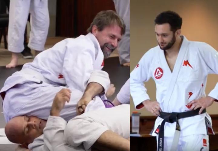 Healing PTSD Through Jiu Jitsu Feat. Gabriel Arges at Warriors Heart