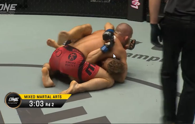 Garry Tonon Submits 3rd MMA Opponent