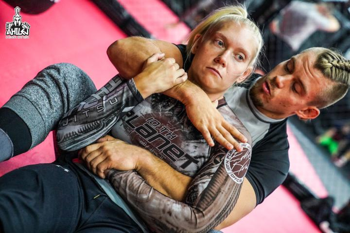 How to Train BJJ Twice per Week and Get Better