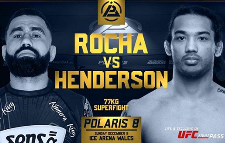 Polaris announces Vagner Rocha & Benson Henderson Match