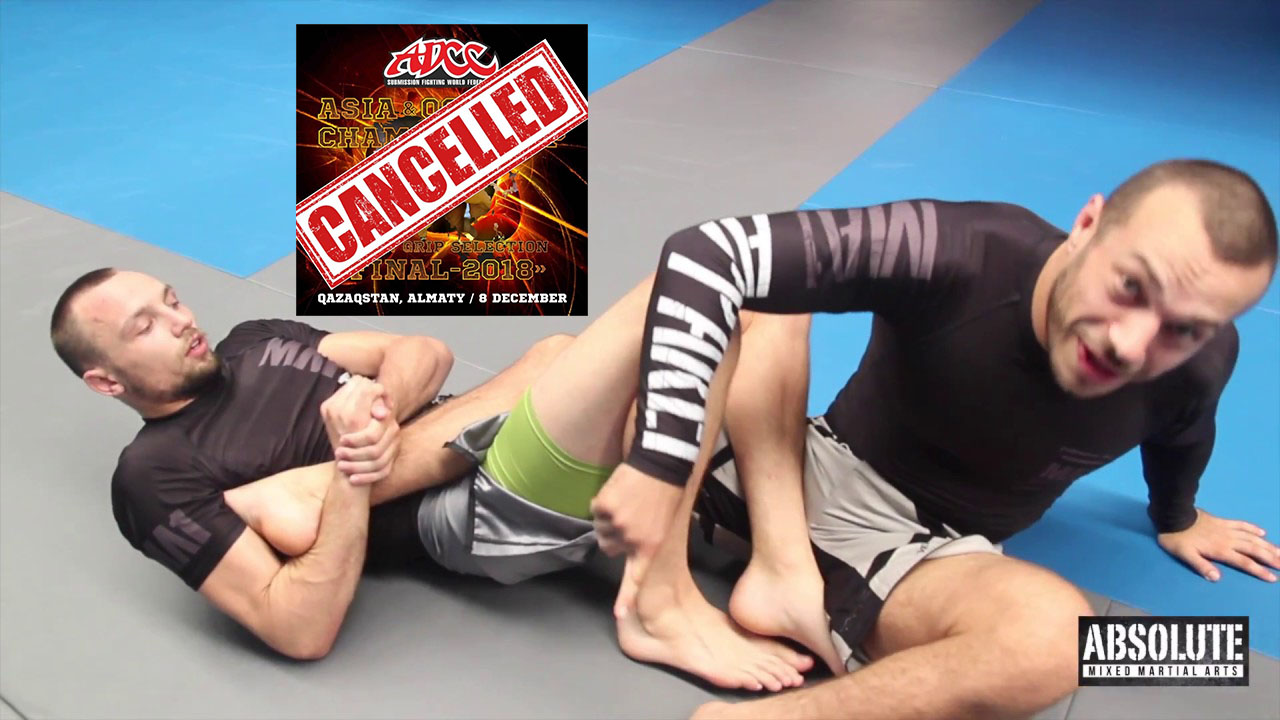 Craig Jones' Team Suffers Big as ADCC Cancels Kazakhstan Trials With One Day Notice