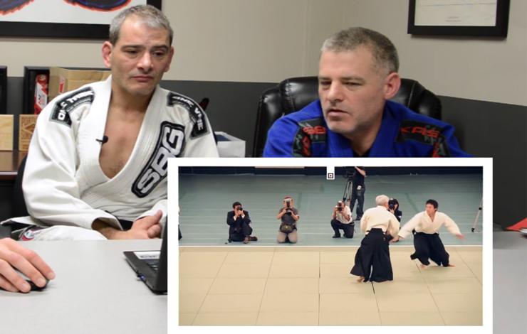 SBG BJJ Coaches Break Down Videos of Aikido Masters
