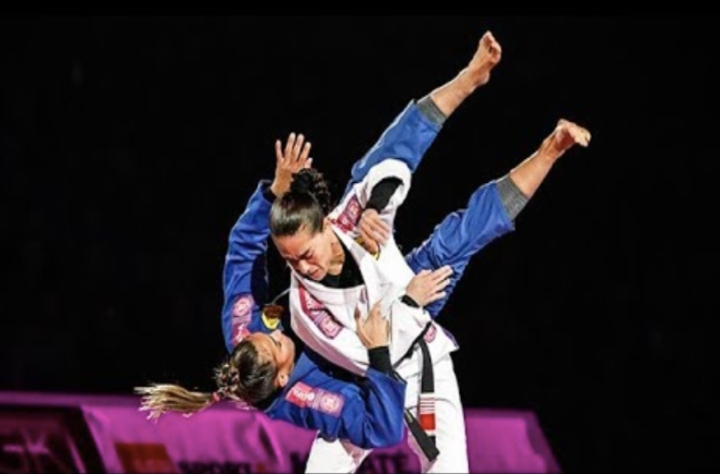 The Best BJJ Demonstration You Will Ever See by World Champions Bia Mesquita & Leticia Ribeiro