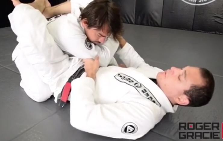 Roger Gracie Shows Two Razor Sharp Finishes From Closed Guard