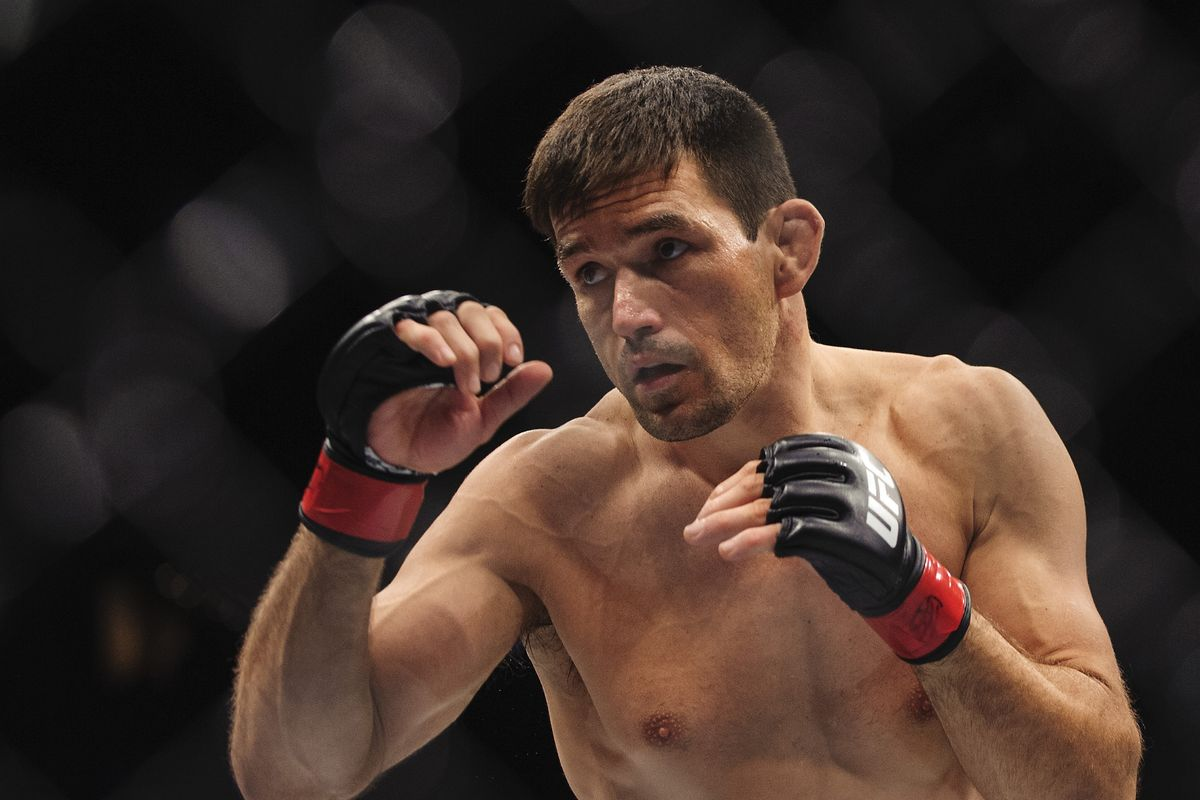 Demian Maia Books Octagon Return For Brazil Set UFC Fight Night