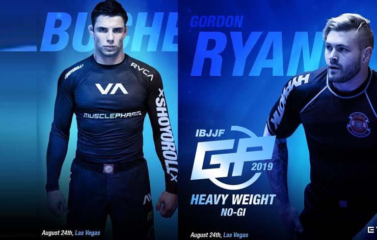 IBJJF Announces Gordon Ryan In Nogi Grand Prix – Set to Duke it Out with Buchechca