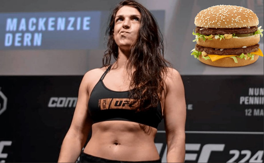 Mackenzie Dern Planning To Stay A Strawweight – Aims for March Return