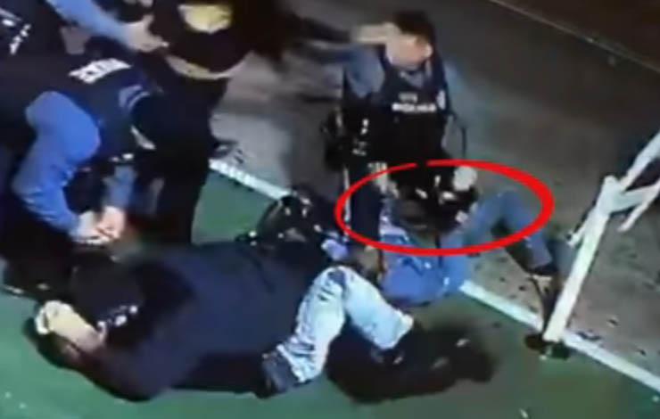 Rookie Jiu-Jitsu Cop Intervenes for the Win