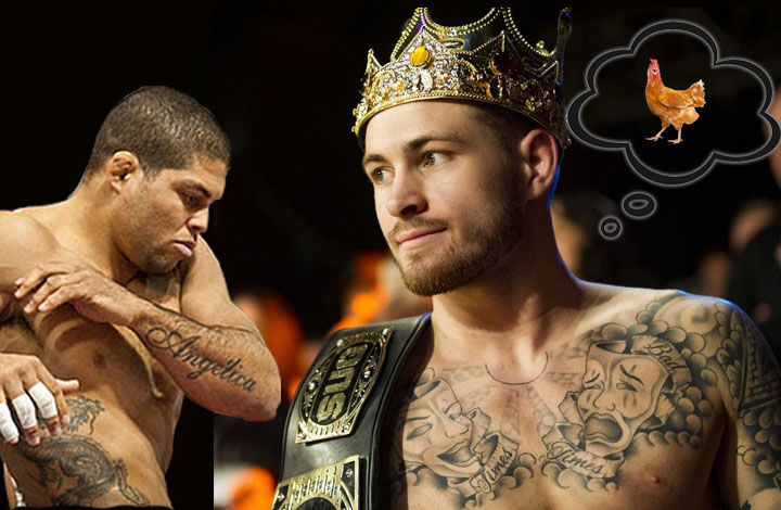 Gordon Ryan Confronts Andre Galvao: We All Know Who Wears The Crown