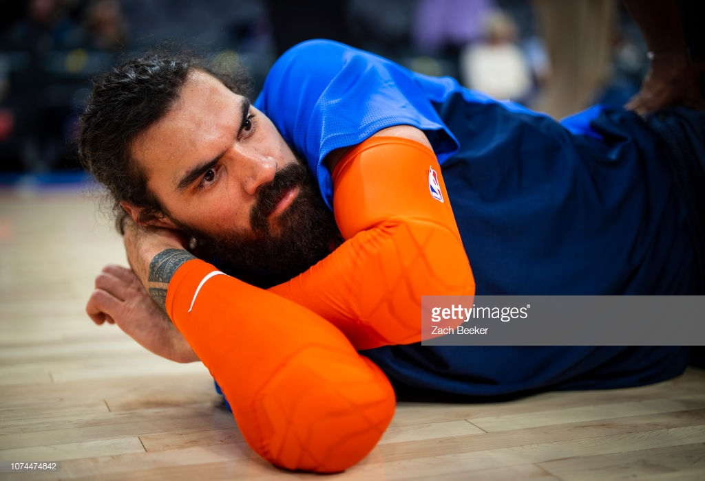 """Basketball Player Credits Watching Jiu Jitsu With Coach  dubbing him """"the Strongest, Most Physical guy in the League"""""""