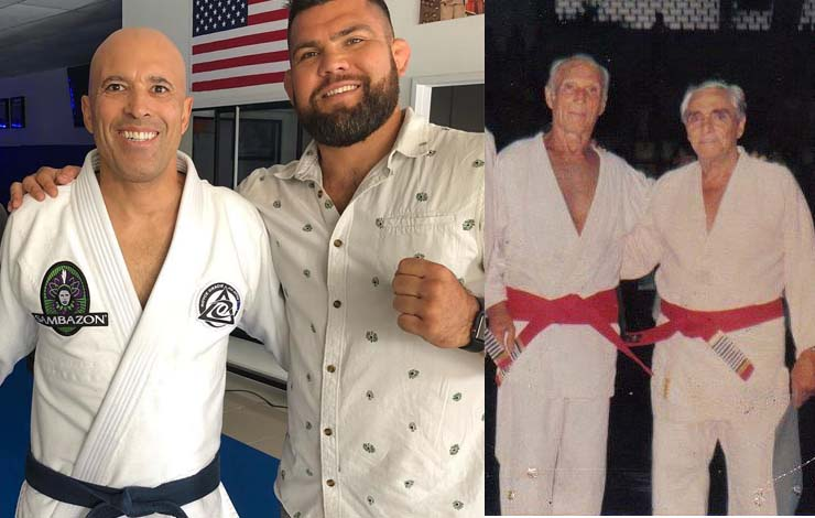 Drysdale Questions If Fadda lineage is a Non-Gracie lineage
