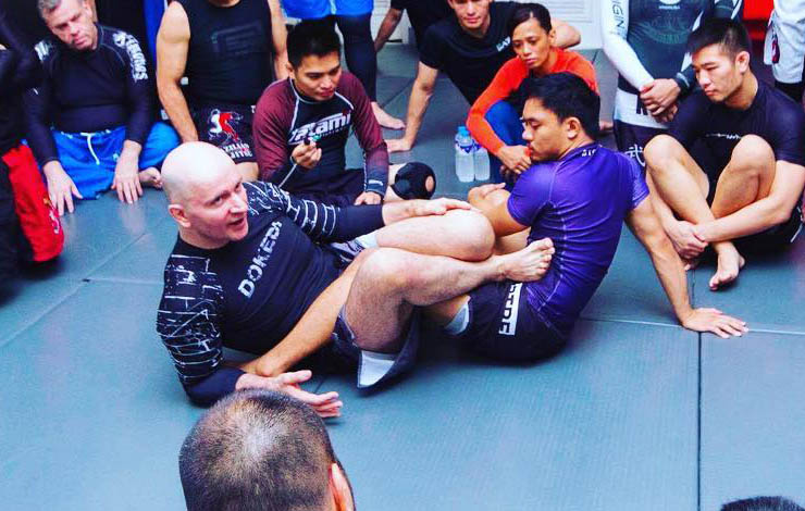 John Danaher Puts a New Spin on Relationship Between Position and Submission