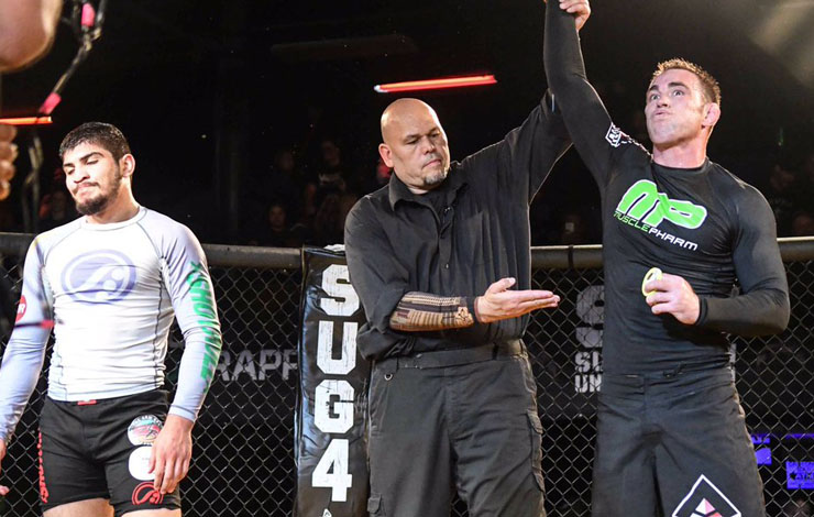 Jake Shields Owns Dillon Danis After Provocation
