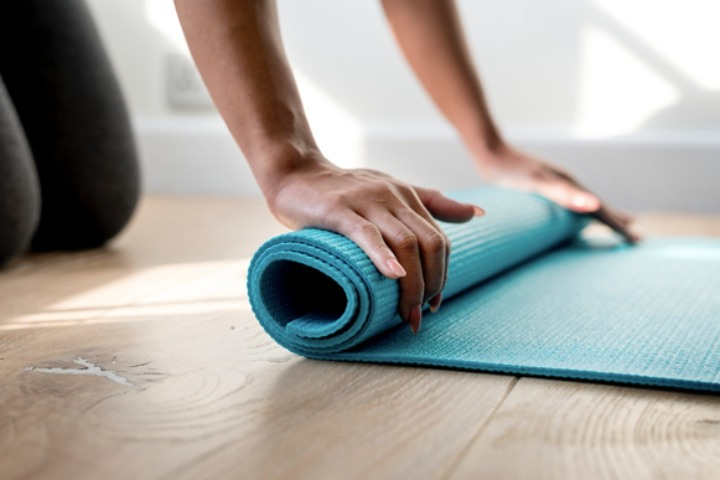 Reach Your 2019 Fitness Goals! 5 Simple Yoga Routines You NEED to Try