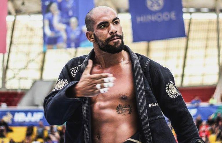 Erberth Santos Joins Kasai 5 Heavyweight Tournament