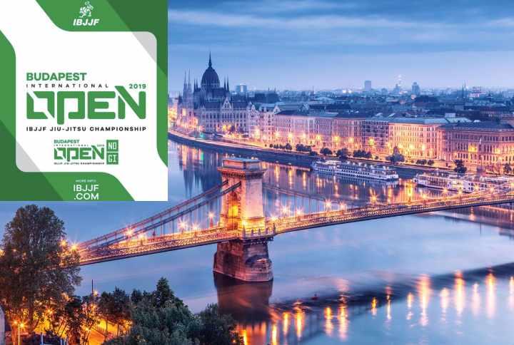 IBJJF Coming To Hungary: Budapest International Gi & No Gi Open; March 9th 2019